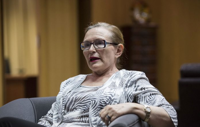 Helen Zille has made a comeback and she is one of the favourites to win the second most powerful position in the DA.