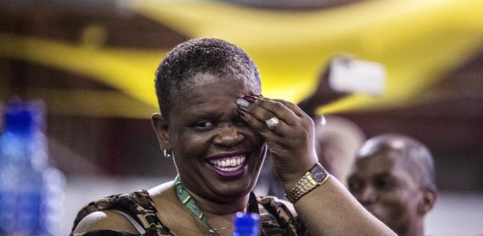 Case: Former eThekwini mayor Zandile Gumede was not home when assets apparently linked to fraud were seized.