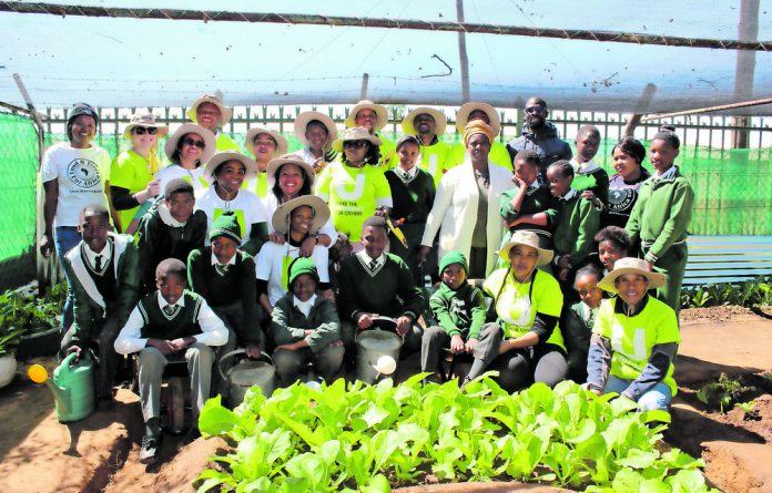 Woolworths works with EduPlant and Food & Trees for Africa to supplement school feeding programmes and help learners to gain access to regular nutrition.
