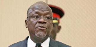 Tanzanian President John Magufuli focused his ire on one particular company