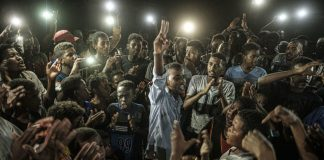 No guarantees: People celebrated when Sudan's dictator