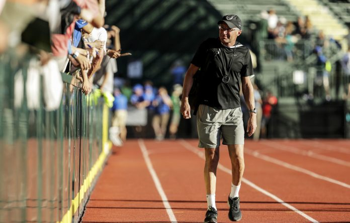 Dope dealing: Coach Alberto Salazar was found guilty of attempting to use prohibited substances on multiple athletes. It seems his sponsor