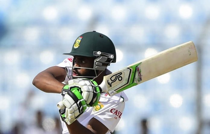 Temba Bavuma is a proud person and failure will not be countenanced for long.