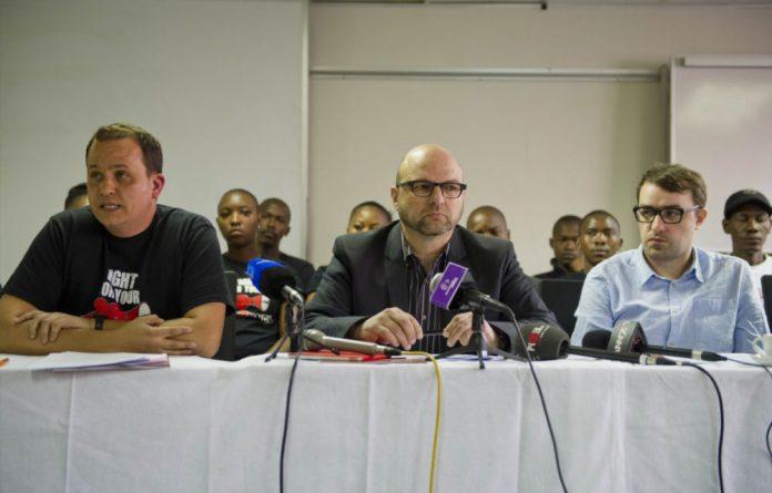 Former arms deal critics Hennie van Vuuren