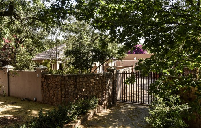 The house Tshepiso Magashule was evicted from belongs to the Gupta family.