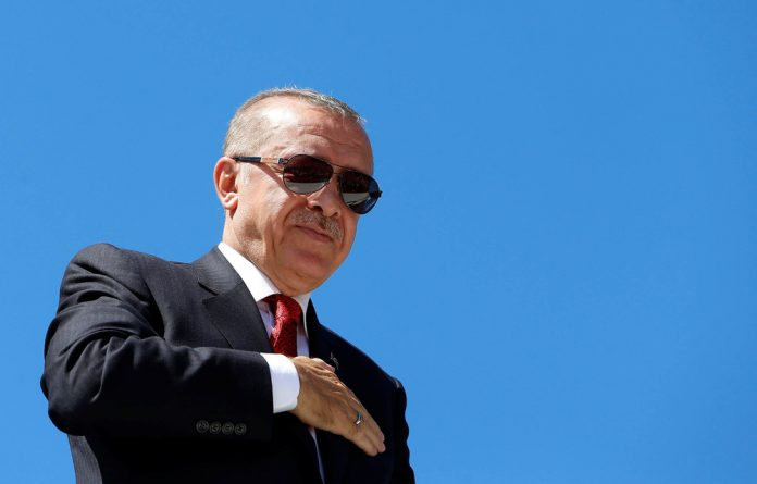 Turkish President Recip Tayyip Erdogan also wants to establish a