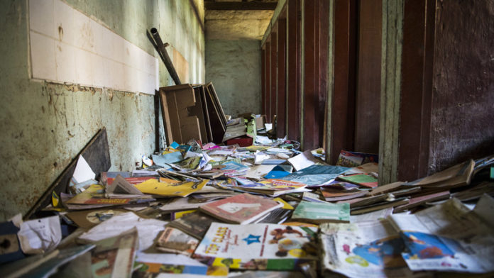 From shacks to shops – new uses for abandoned state schools