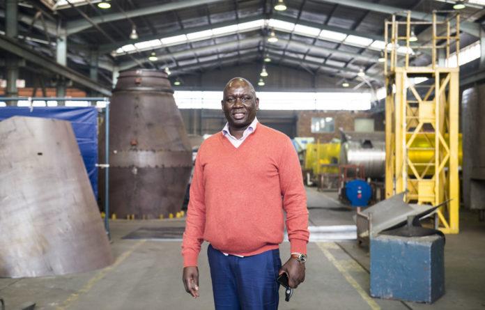 Troubling: Mcebisi Mlonzi's company