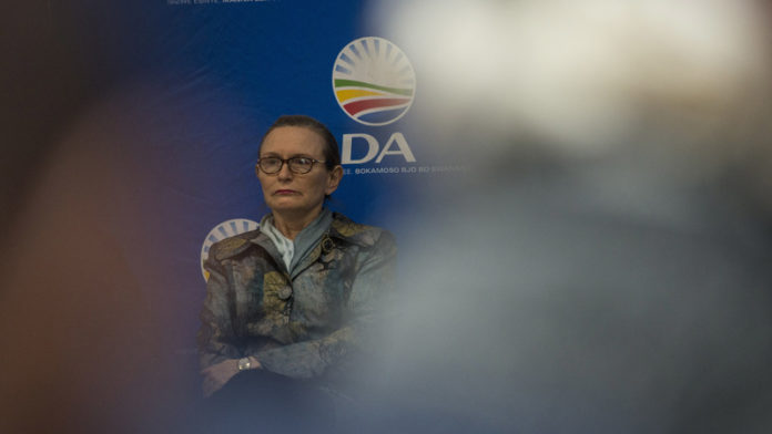 Party's woes signify historical dilemma of South Africa's liberals