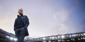 In the hot seat: José Mourinho spent two-and-a-bit years at United but was unable to emulate the heights he reached at Chelsea. His new job at Spurs will present the same challenges.