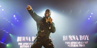 Pan-Africanist: Burna Boy vowed never to visit South Africa again after a spate of xenophobic violence.