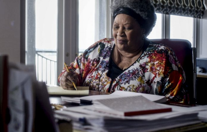 Toni Morrison in 'Toni Morrison: The Pieces I Am' a Magnolia Pictures release.