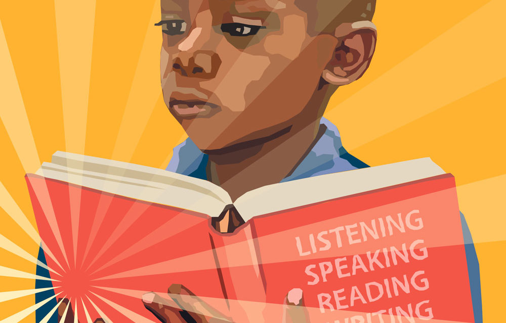 Read a story to children in their home language