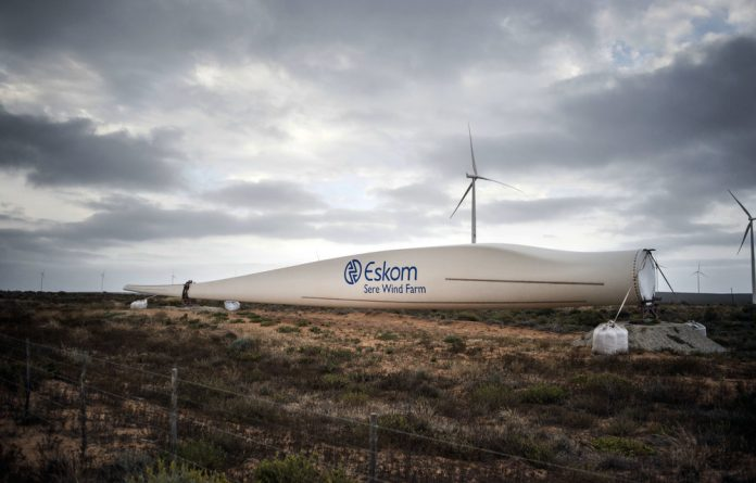 Future power: The $180-million loan that Eskom has secured from Brics' New Development Bank to expand its renewable energy efforts is an example of how the bloc can help boost South Africa's growth.