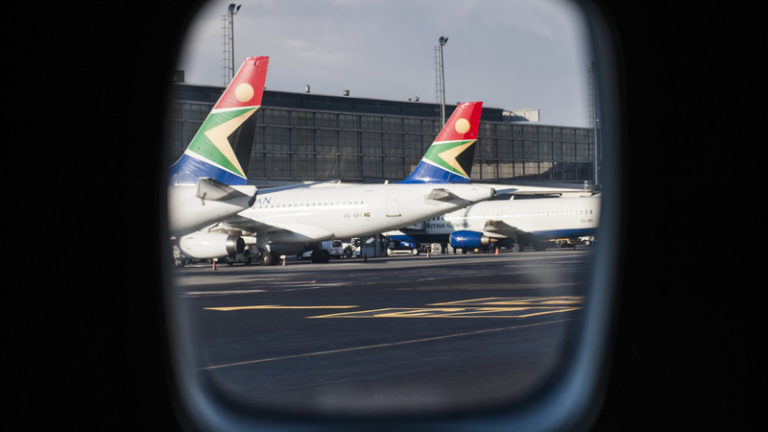 SAA cancels flights, moves ahead with restructuring