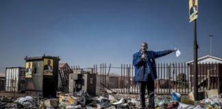 Mashaba's xenophobic legacy