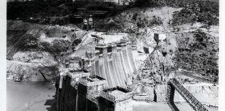 Future imperfect: The Old Drift' includes the construction of Kariba Dam