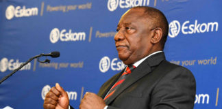Defuse: President Cyril Ramaphosa said he'd procure an extra 5 000 megawatts of generation capacity