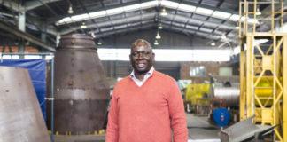 Mcebisi Mlonzi's company