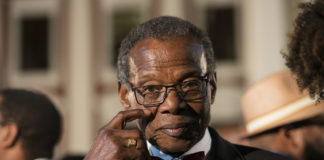 Prince Mangosuthu Buthelezi's replacement as leader of Inkatha Freedom Party after 44 marked the end of an era.