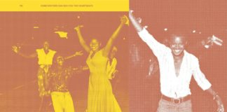 Zimbabwe's independence in 1980. (Stan Winer)