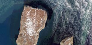 In the Bering Strait region