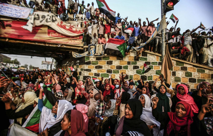 Omar al-Bashir's 30-year dictatorship came to an end after long-running protests by Sudanese demanding democracy.