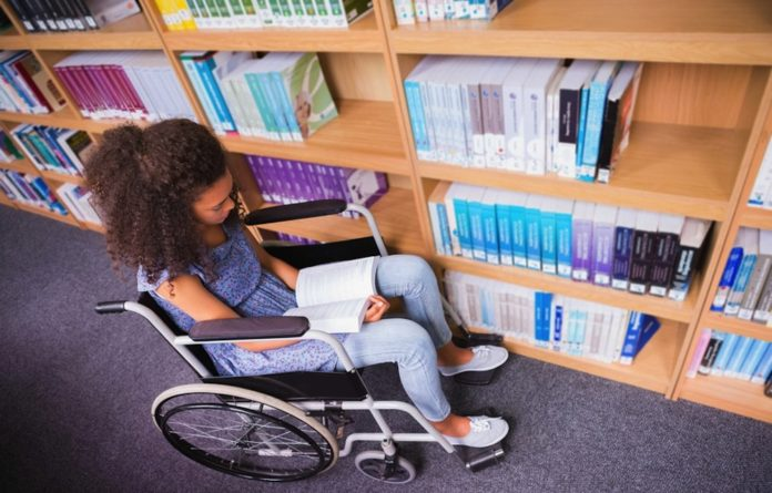 There are thousands of people with disabilities studying at South African universities. It's crucial that these issues are taken seriously.