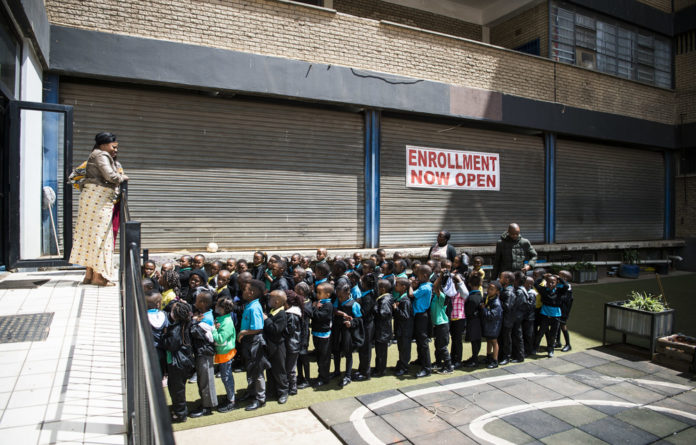 Talks: Jeppe Park Primary