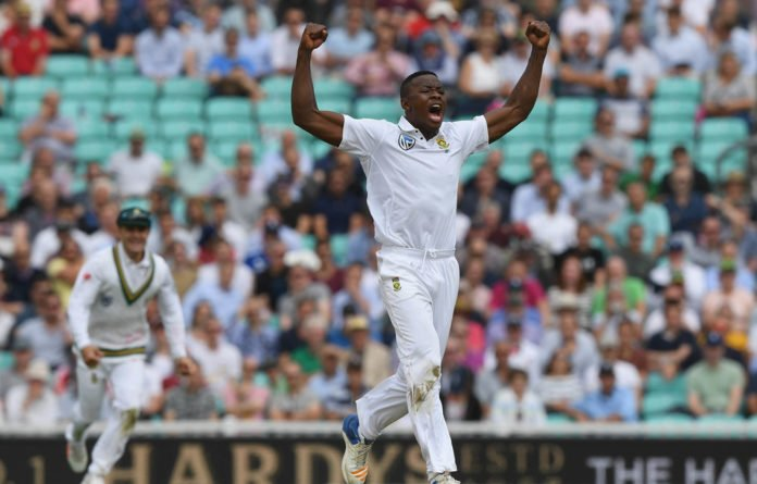 Losers: Kagiso Rabada continues to be relied upon.