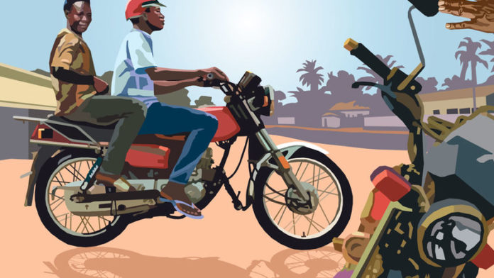 Central African Republic: The parable of the 11 stolen motorcycles