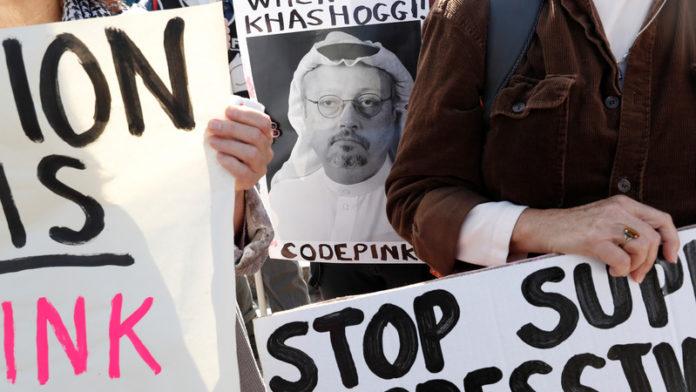 Khashoggi son defends Saudi against critics 'exploiting' murder