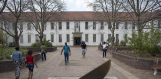 The University of Fort Hare.