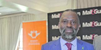 Professor Tshlidzi Marwala