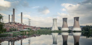 Eskom's power stations are major contributors to both greenhouse gas emissions and toxic air pollution.