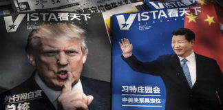Trade war: United States President Donald Trump and President Xi Jinping of China are in a battle for supremacy.