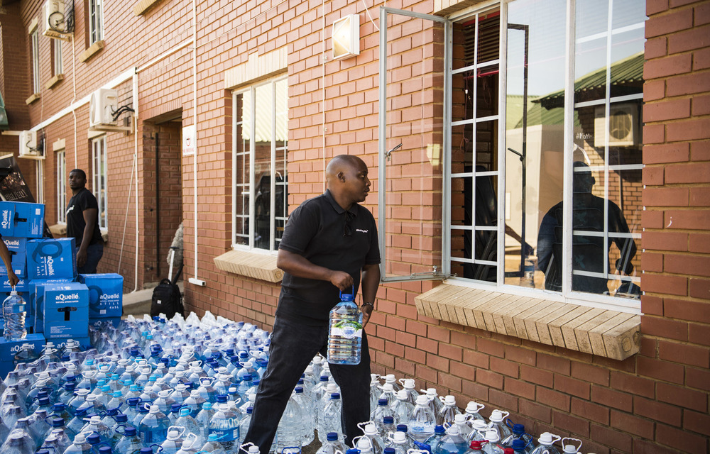 Little has changed in Hammanskraal since the Mail & Guardian last visited the area in August