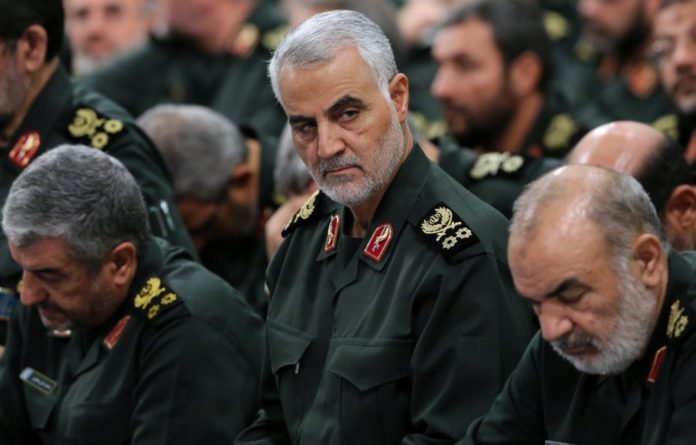 Assassin: Donald Trump ordered the death of Iran's powerful general