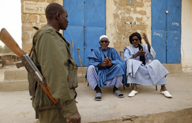 Mali conflict is only increasing.