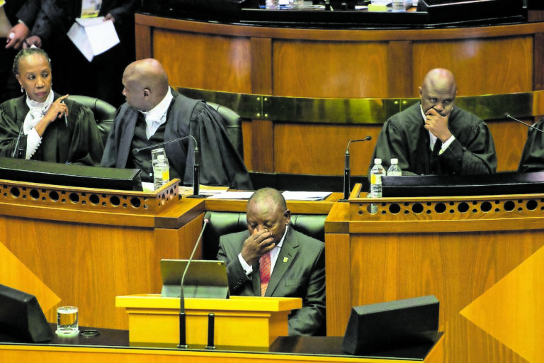 A Sona to reflect troubled times