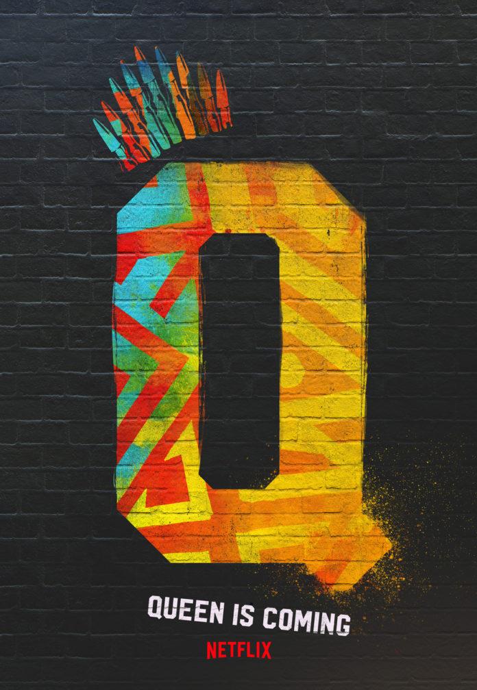 Queen Sono logo (Netflix)