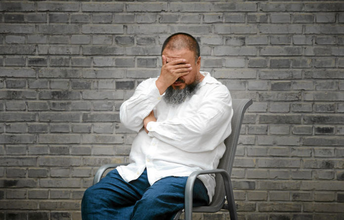 Chinese dissident-artist Ai Weiwei fears the worst