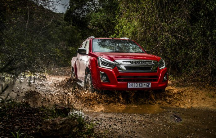 """Comfort at a price: """"Isuzu D-MAX 300 LX 4X4"""" is exactly the kind of name a bakkie gets when it exhibits quiet luxury on the roughest of roads and costs R640000."""