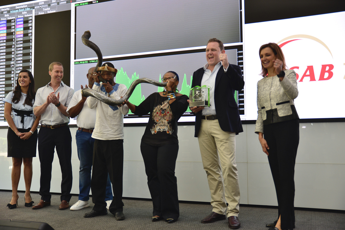 SAB Zenzele Kabili Launch