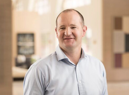 Grant Bodley is MEA chief executive at Dimension Data