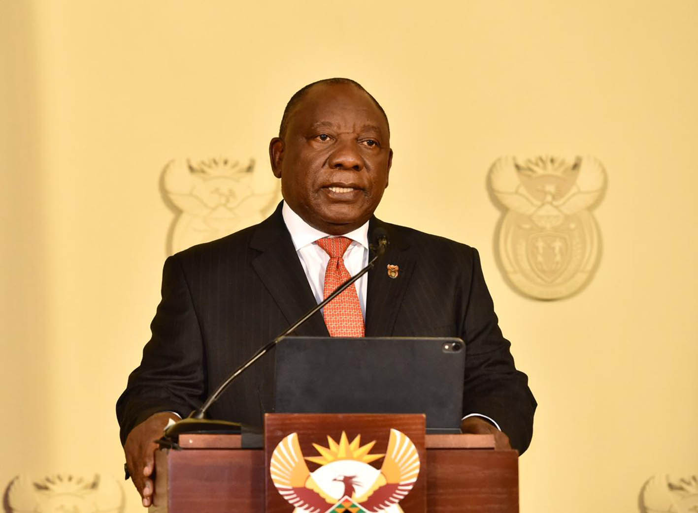 WATCH IT AGAIN: Ramaphosa addresses the nation on measures to contain Covid-19 - Mail and Guardian