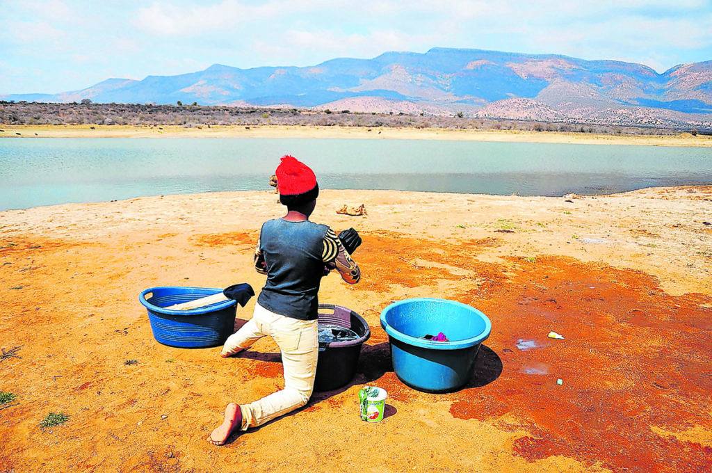 A number of initiatives for bulk water supply projects are approaching their completion in Limpopo. (Lucas Ledwaba/Mukurukuru Media)
