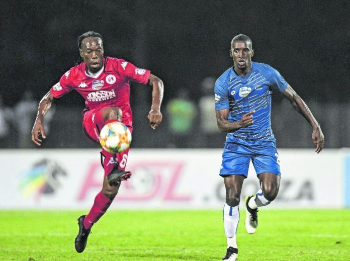 Reneilwe Letsholonyane (Anesh Debiky/Gallo Images Luke Feltham)