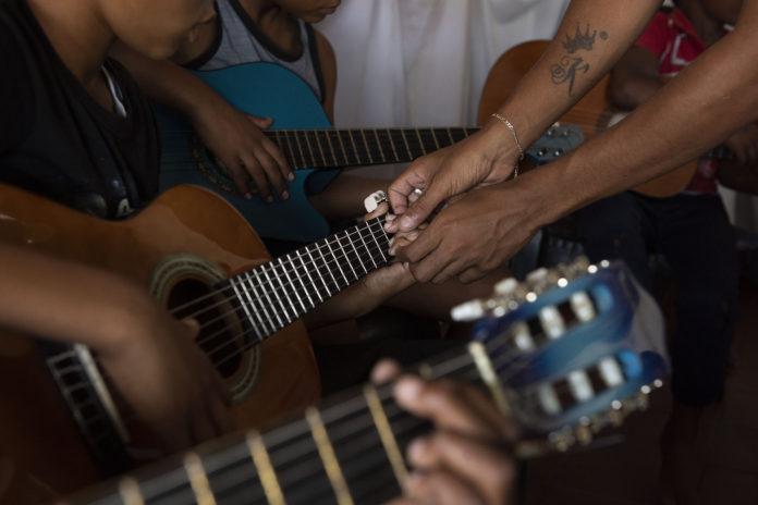 Music school in Scottsdene