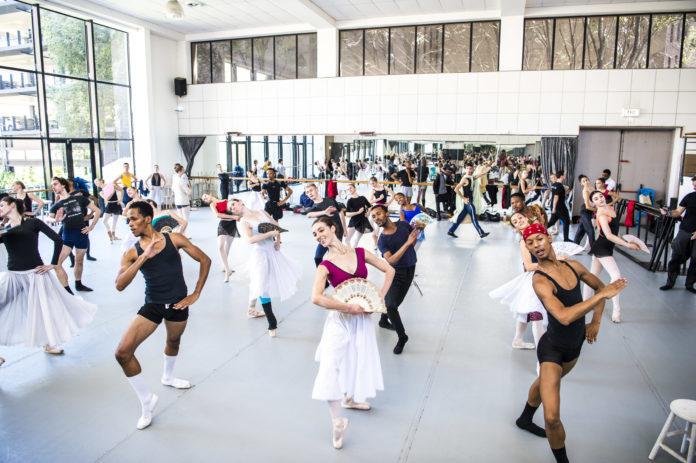 Joburg Ballet Company production of Giselle (Delwyn Verasamy